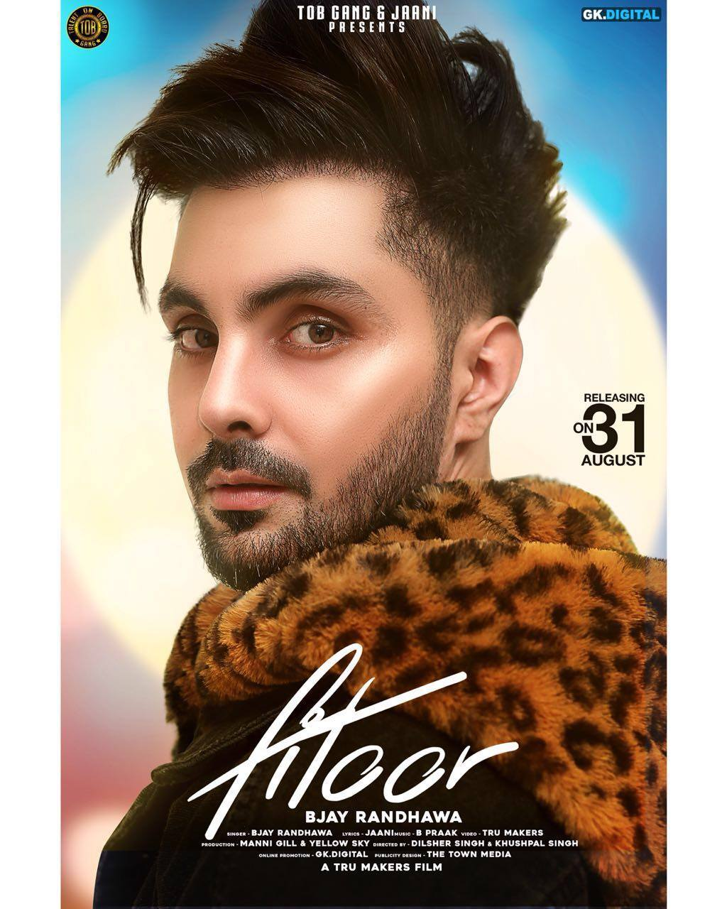 Fitoor Lyrics - B Jay Randhawa New Song 2018