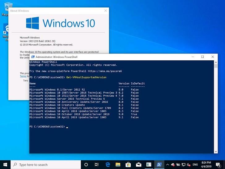 Microsoft Umumkan Rilis Windows 10 May 2019 Update