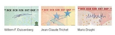 Νέα υπογραφή στα Ευρωχαρτονομίσματα