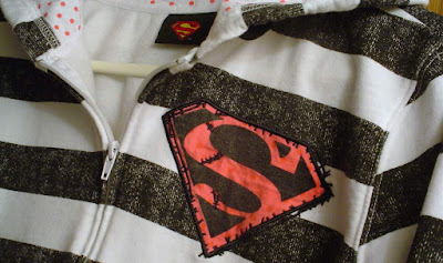 What does a striped Supergirl hoodie have to do with thinking young?  Read on to find out. LifeInOut.com