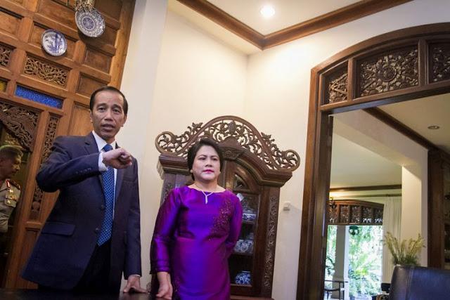 Jokowi: Sebentar Lagi Saya Jadi Keluarga Batak, Sudah Pada Tahu Kan?