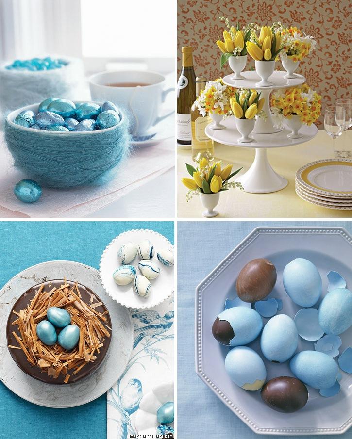 Spring Decoration Ideas: Ibiza Mauritius: Easter Decoration