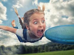 Wow! Ide Kreatif Sang Ayah Bikin Foto Biasa Menjadi Luar Biasa
