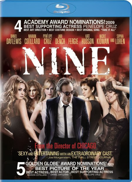 Nine 2009 Hindi Dubbed Dual Audio BRRip 720p