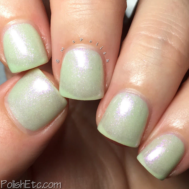 Whimsical Ideas by Pam - Summer 2016 Collection - McPolish - Really Ethereal