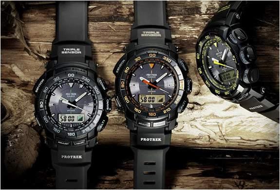 Jam tangan Casio Protrek