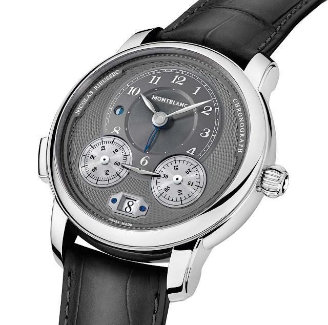 Montblanc Star Legacy Nicolas Rieussec Chronograph 119954