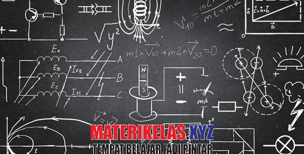 Materi Kelas 12 Pelajaran Fisika Semester 1/2
