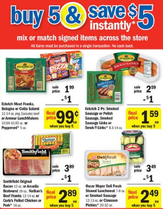 Meijer Deals 721 727 Indianapolis Area on oscar mayer pulled pork coupon
