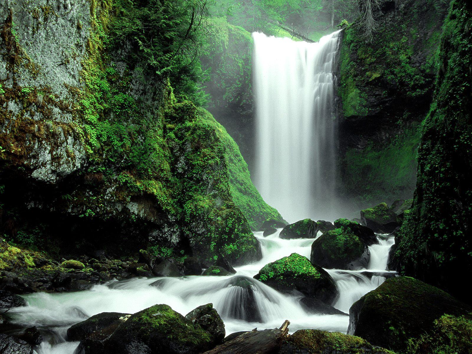 76 Gambar Pemandangan Air Terjun Hd Paling Bagus