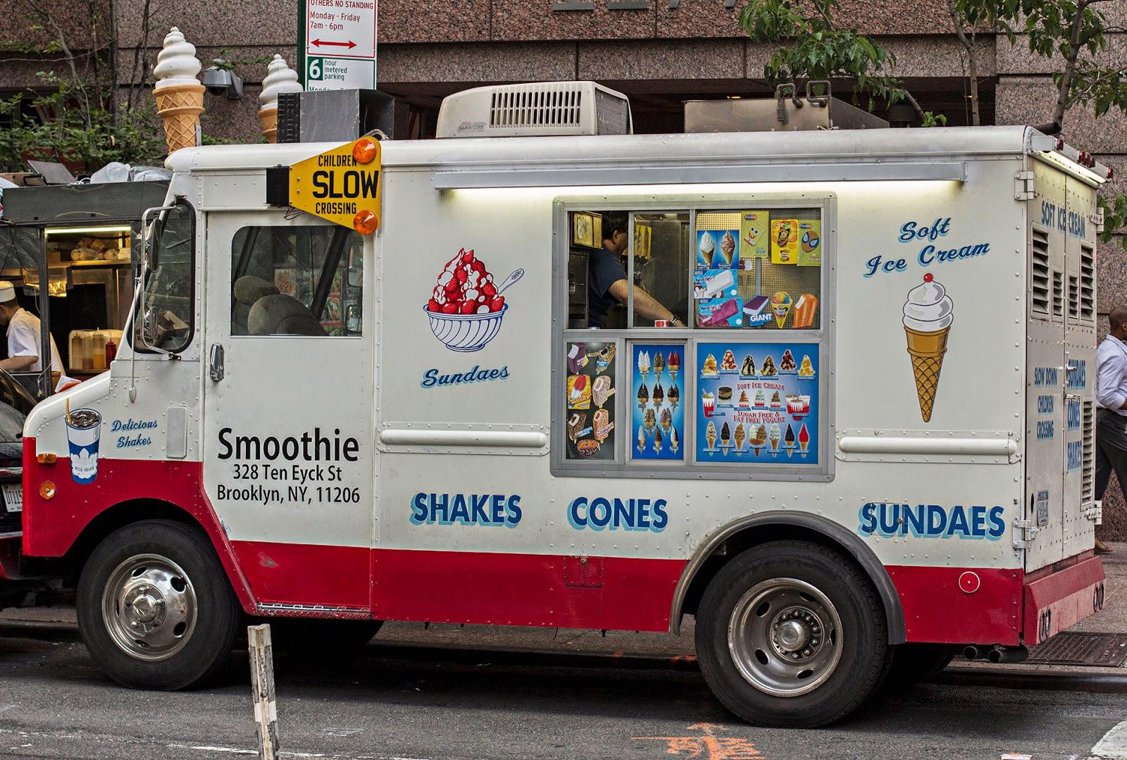 furgoneta helados NY