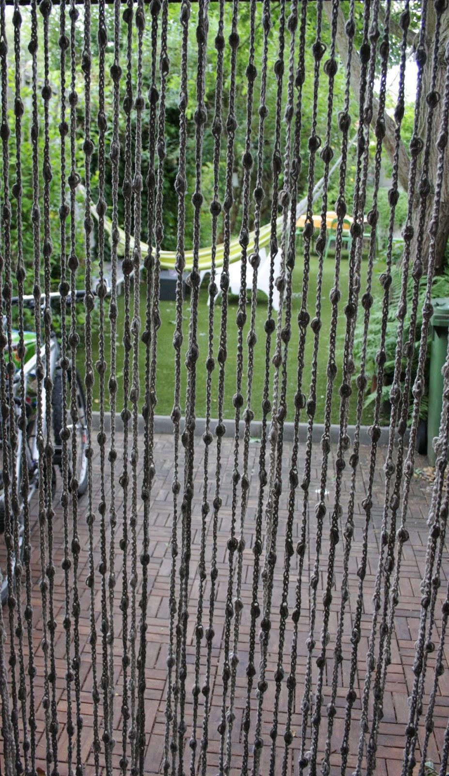 Ponnekeblom Vliegengordijn