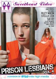 PRISON LESBIANS VOL. 4 2016