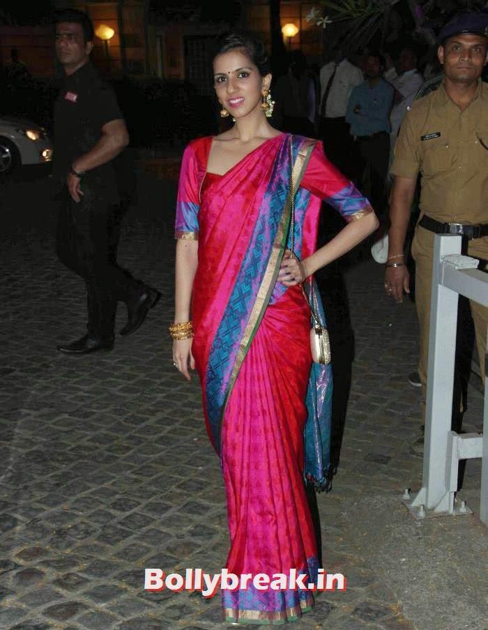 Nishka Lulla, Ahana Deol Wedding & Reception Pics