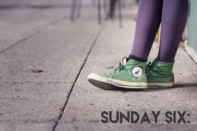 Sunday Six #8 | Lifestyle