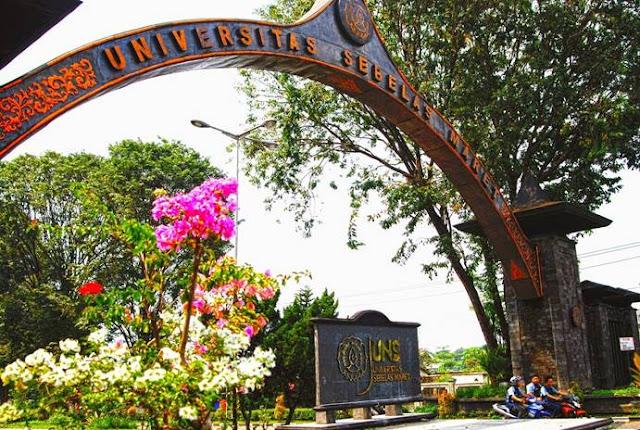 daftar universitas terbaik di jateng
