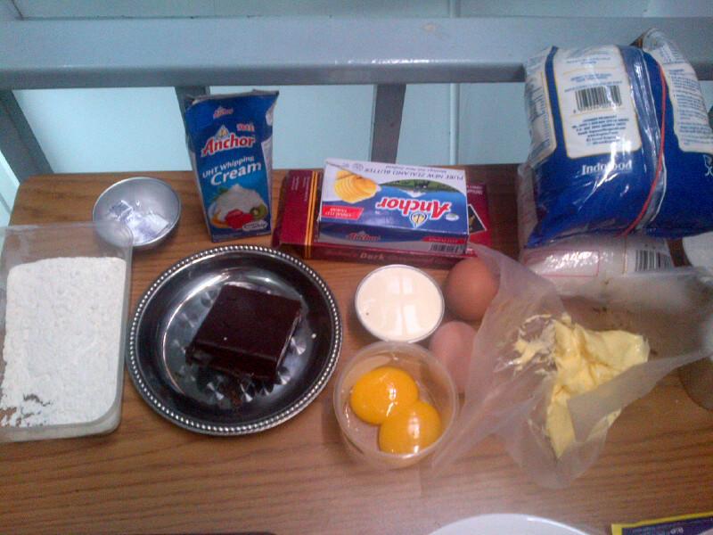 Resep Chocolate Lava Cake Jtt: Everyone Can Cook
