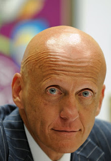 Pierluigi Collina is now UEFA's  chief  refereeing officer