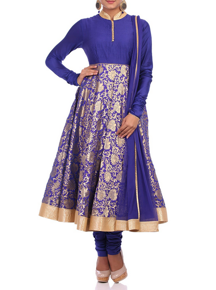 4 reasons why I love Anarkali Suits and Different ways to wear them