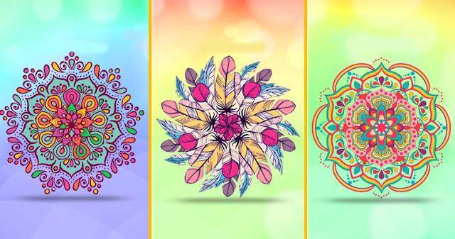 Выберите мандалу, чтобы узнать, в каком духовном очищении нуждается ваша душа! Фото энергетика Эзотерика Тест стресс работа Отношения негатив любовь душа