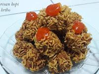 makanan kekinian Tahu kribo