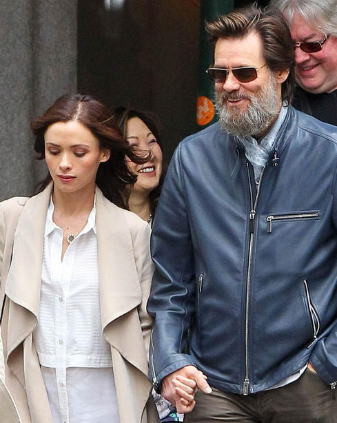 jim carrey girlfriend suicide drug overdose