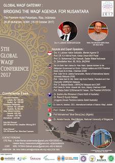 Desain Poster Seminar Internasional