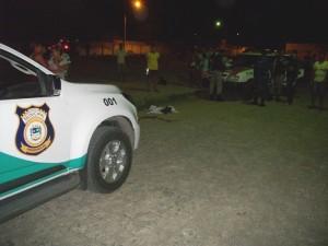 Jovem é assassinado a tiros de pistola em Piranhas