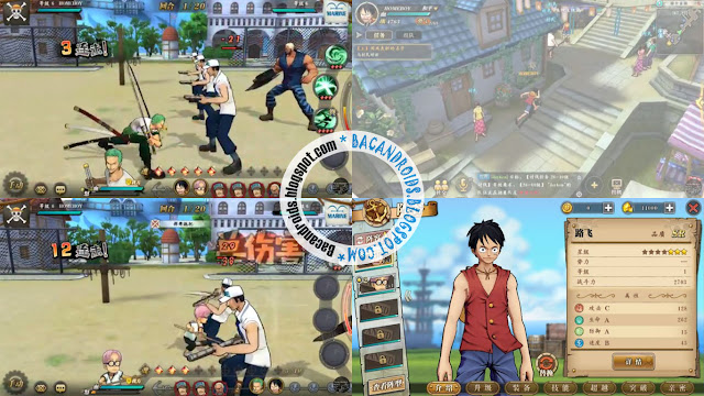 one piece burning will apk android