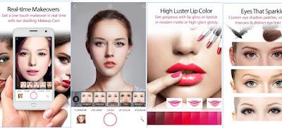 YouCam Makeup Camera Apps 2017