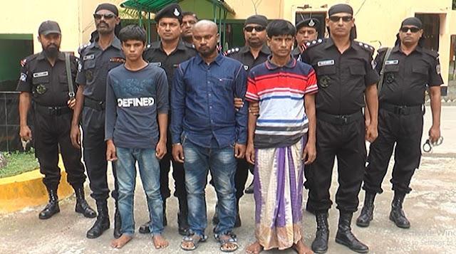 Three-members-of-the-Jinns-king-fraud-team-detained