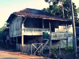 Rumah Adat Bangka Belitung Rumah Melayu Khas Di Ujung Selatan Sumatera Enjoybangka