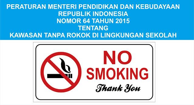 Hasil gambar untuk guru pns dilarang merokok