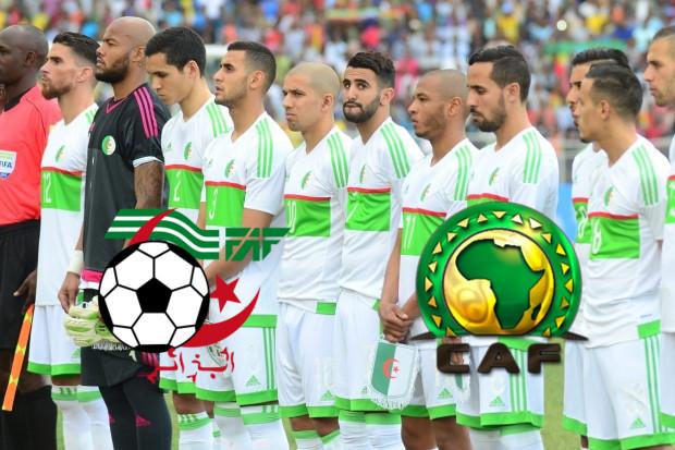 الكاف تحذر المنتخب الجزائري قبل كان الغابون 2017 !