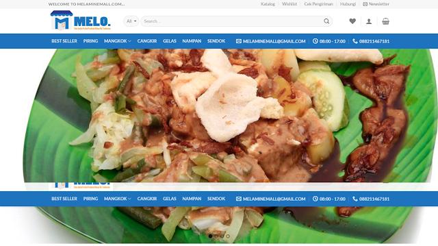 Tentang Jual Peralatan Makan Terlengkap dan Termurah di MelamineMall.com