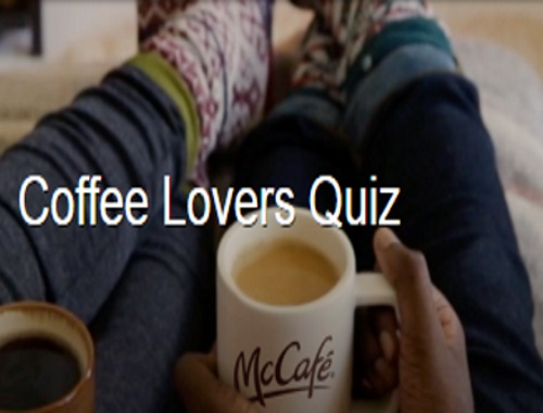 McDonald's Free McCafe Samples Sampler App