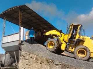 Wheel Loader, alat berat, loader
