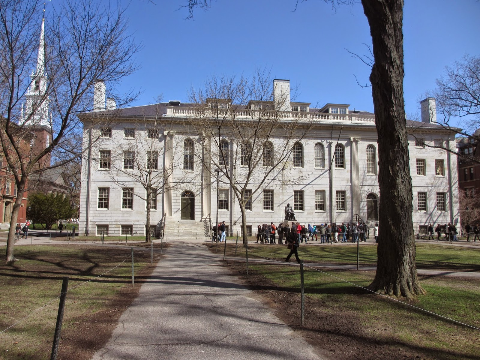 Visitar a Universidade de HARVARD e Massachusetts Institute of Technology (M.I.T.) em Boston | EUA