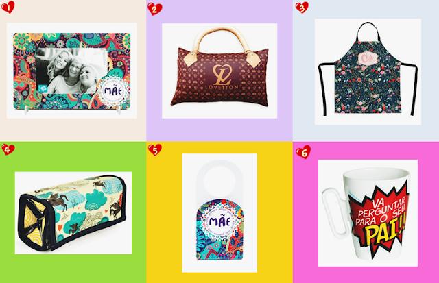 Wishilist presentes criativos para o dia das mães; Pensamentos Valem Ouro, Vanessa Vieira, GorilaClub, Mae, Datas comemorativas, Blog