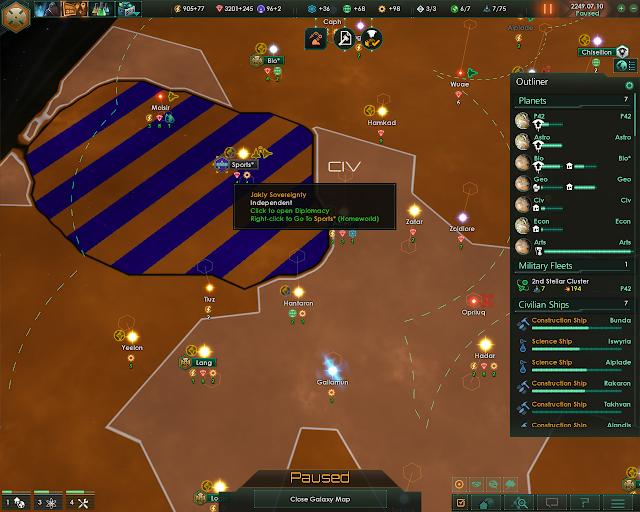Minor Races | Stellaris Screenshot