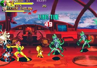 Battle Circuit+arcade+game+portable+beat'em up+download free