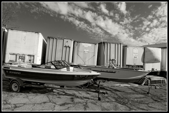 Northside; Cincinnati; Boats; Trailers