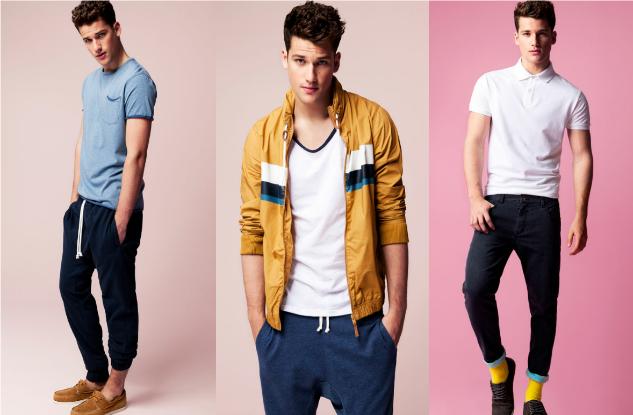 Karakteristik Fashion Para Pria Terbaru