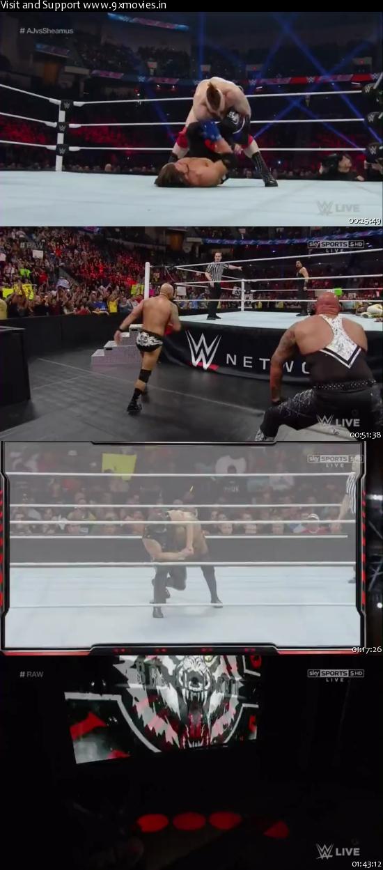 WWE Monday Night Raw 25 April 2016 HDTV 480p