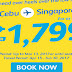 Cheap Flight to Singapore P1,799 All-In Fare 2017