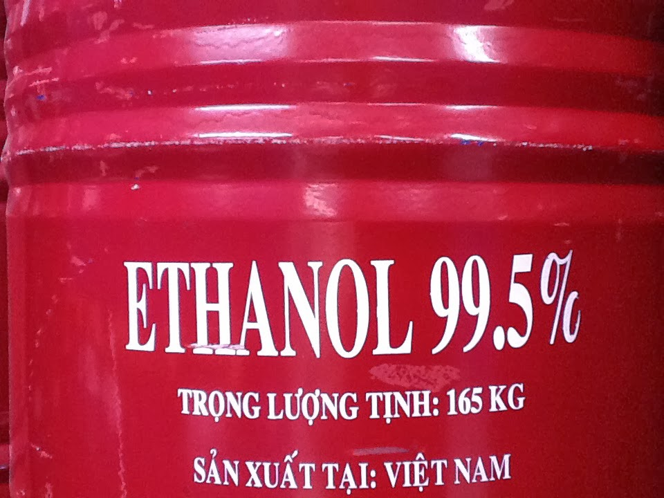 ETHANOL ANHYDROUS 99.5%