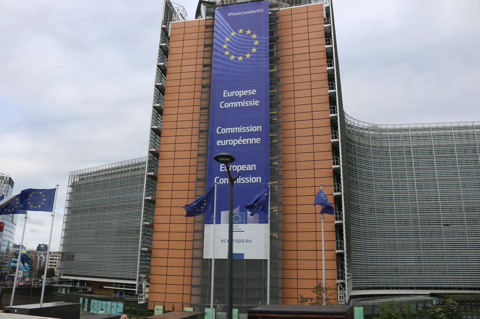 Brussels European Commission