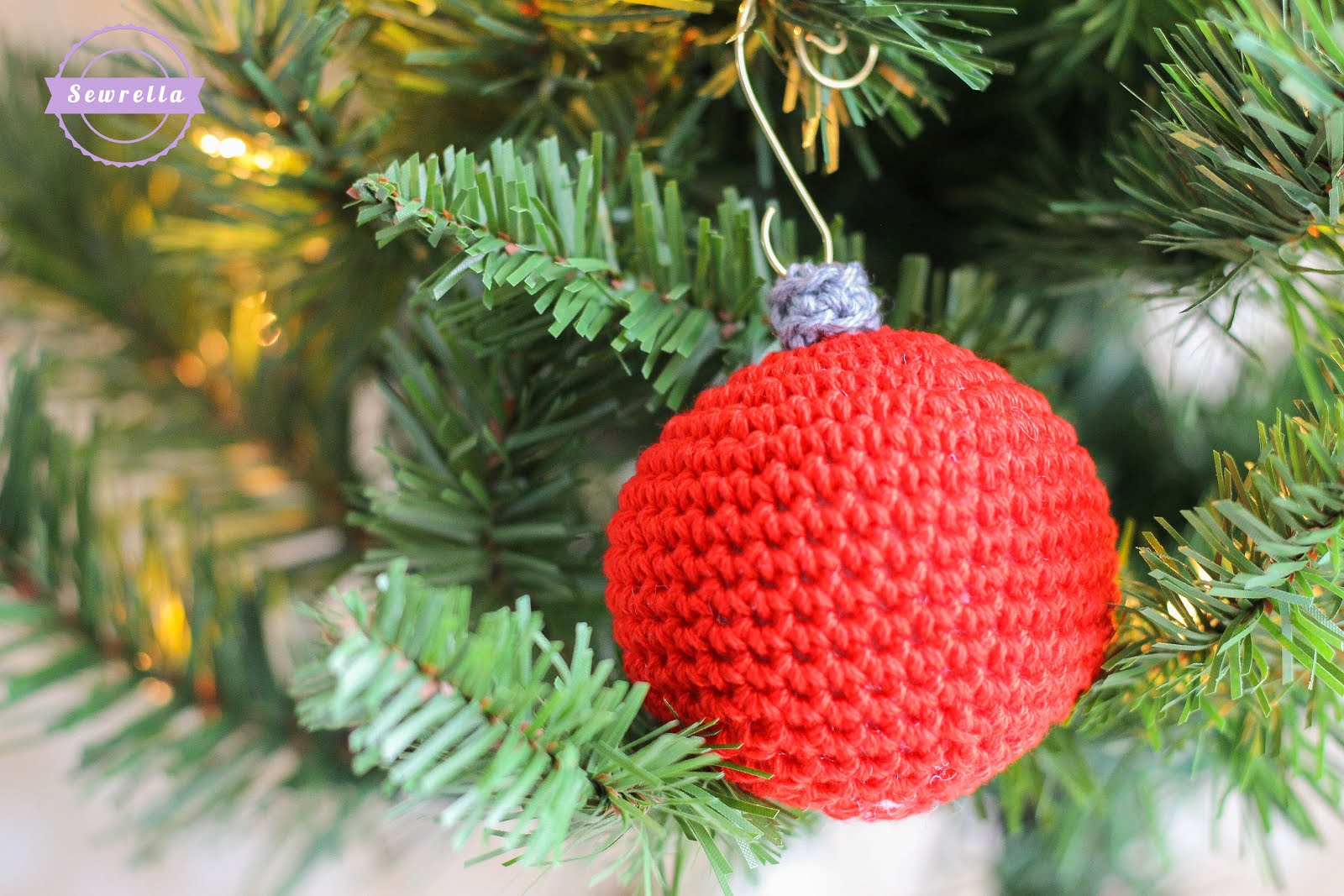 Old Fashioned Crochet Ball Ornament | Christmas Traditions CAL ...