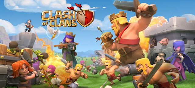 COC Clash Of Clans APK MOD 2018 10.134.11 All Unlimited - CatatanDroid.com