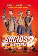 Socios por accidente 2 (2015) WEBRip Latino